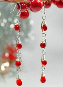 Latest Christmas Jewelry Gift Ideas for Her/ Xmas Jewelry Trends images 3