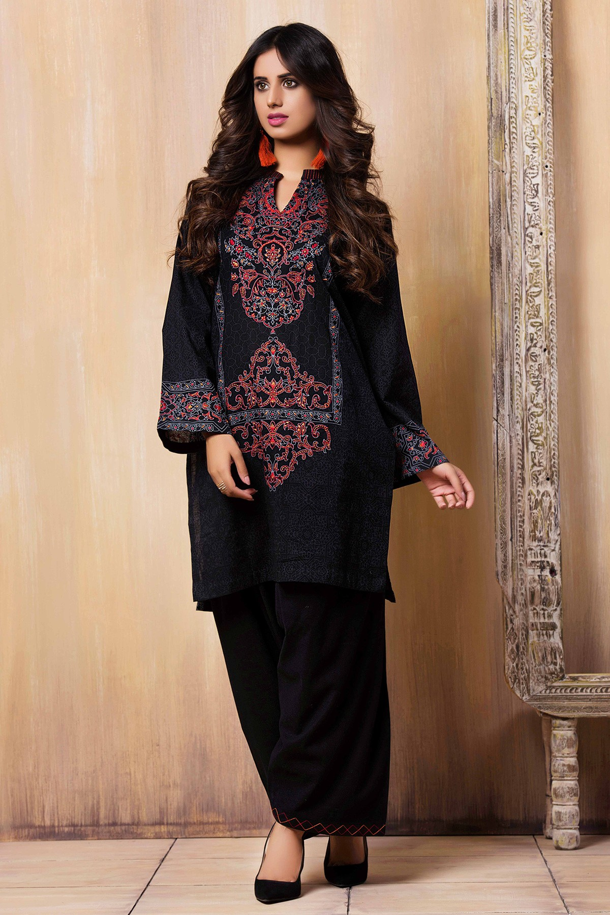Kayseria Best Winter Dresses Collection 2017-18 Pret ...
