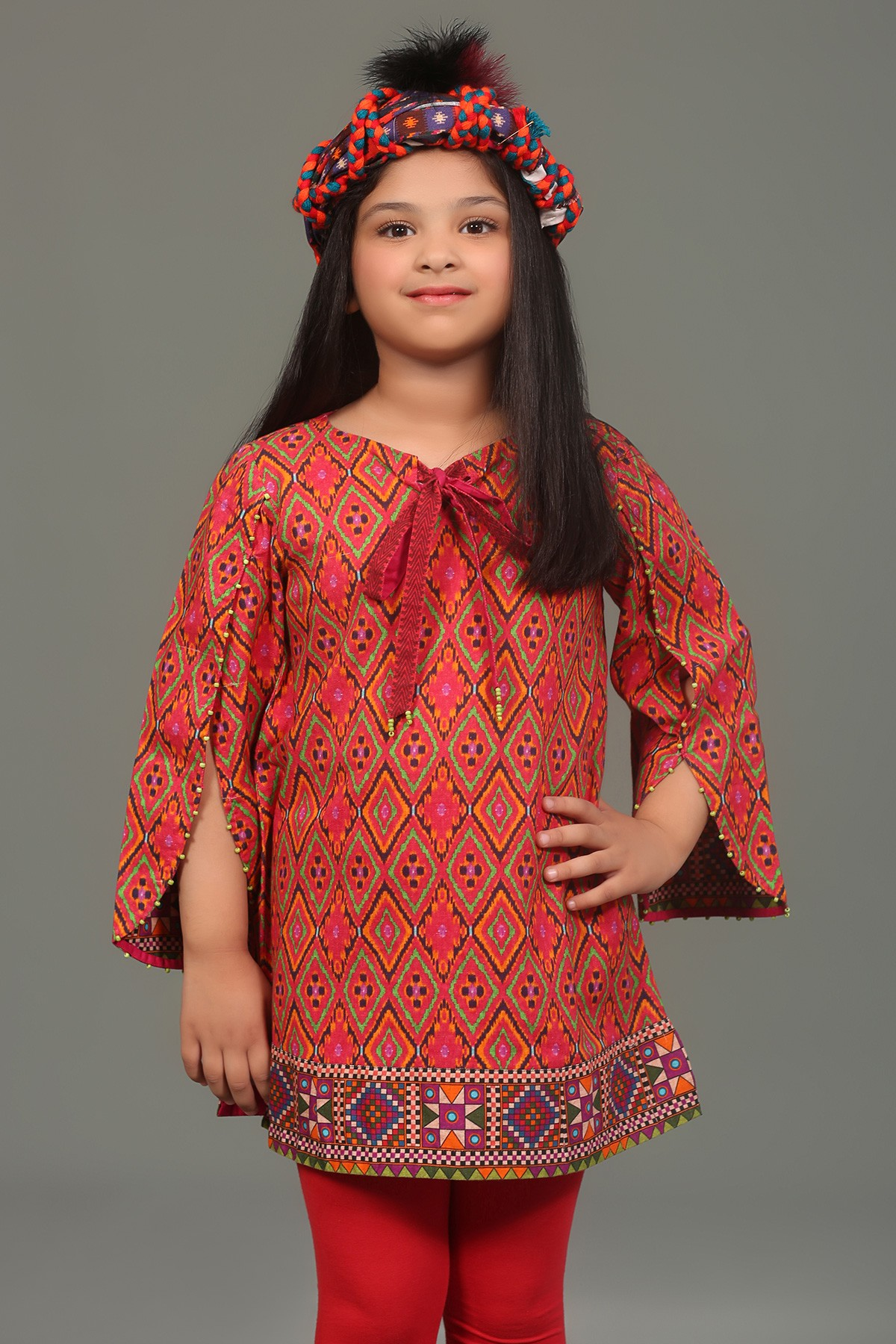 0c73aef5cbc Kayseria Best Winter Dresses Collection 2018-19 for Women & Little Girls
