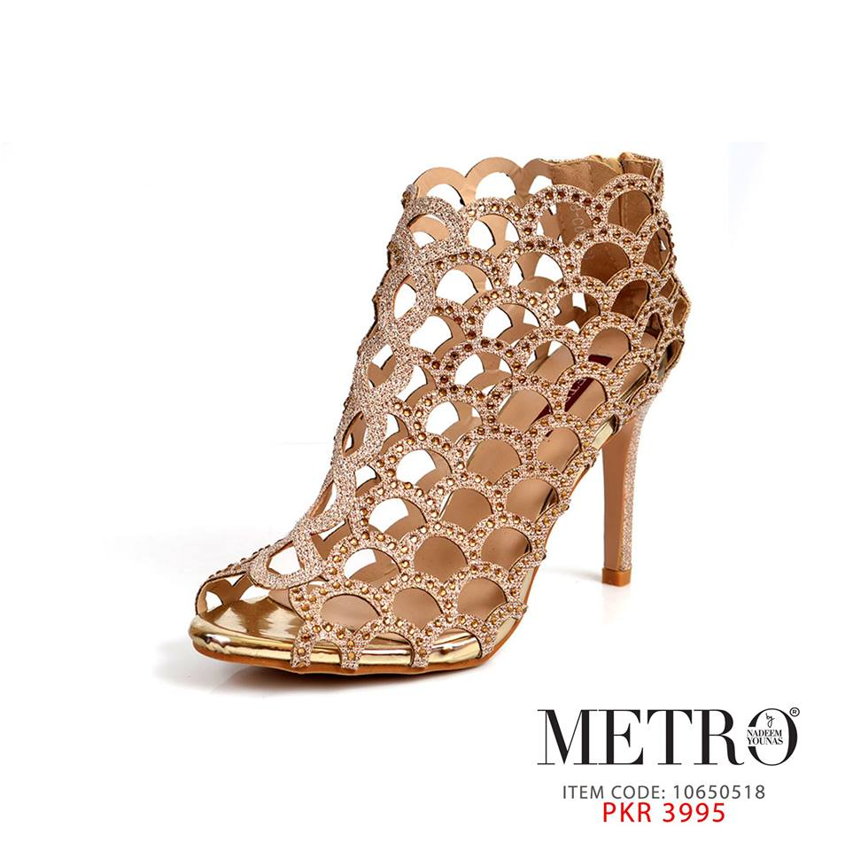 3b3734e21 Metro Shoes Stylish Winter Footwear Designs Collection 2018-2019