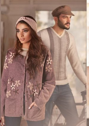 Latest Winter Outfits & Sweaters for Men Women by Bonanza