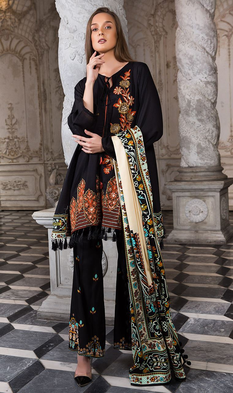 Fashion Winter outfits offered by orient textile recommend dress for winter in 2019