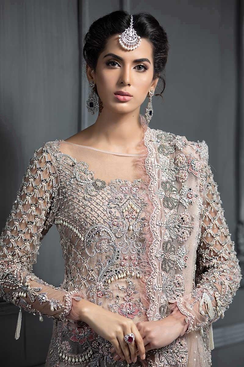 Pakistani Designer Bridal Dresses Maria B Brides 2019-2020 Collection