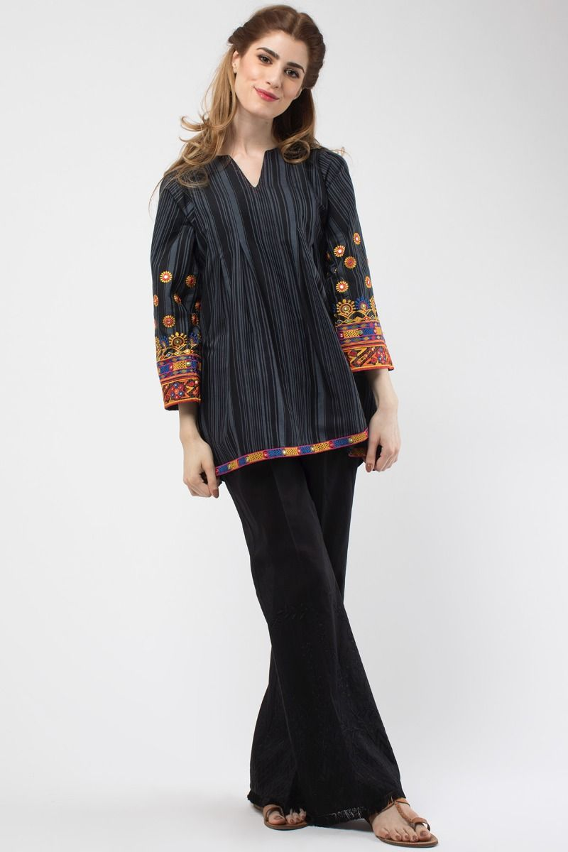 0abda01e74f6 Use of darker colors and warm fabric will make these shirts even more worth  loving. Many famous brands including Origins, Khaadi and Outfitters have  created ...