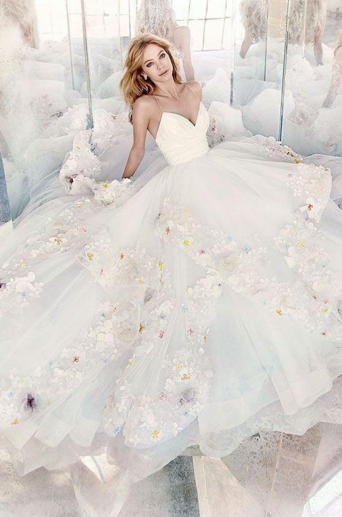 79967eef738f Organza- Latest Bridal Luxury Dress Fabrics Trends 2018-19 (4 ...