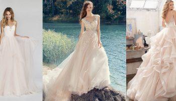 Latest Bridal Luxury Dress Fabrics Trends 2018-19