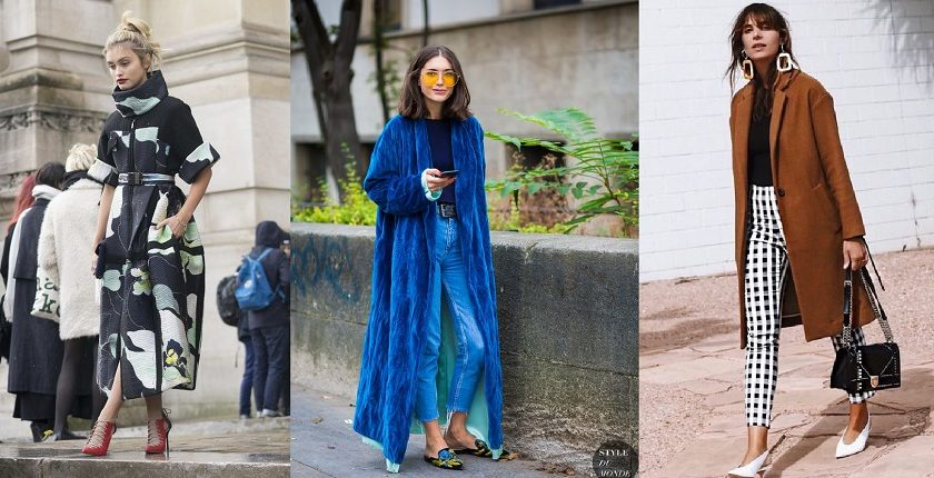Top 10 Main Winter Fashion Trends Outfit Styles 2018-2019
