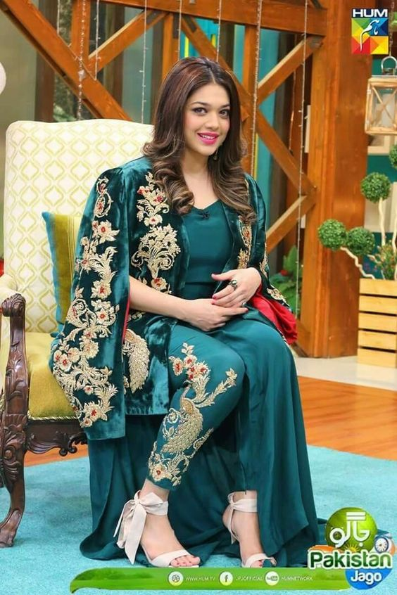 Winter Velvet Dresses Designs Latest Trends Collection