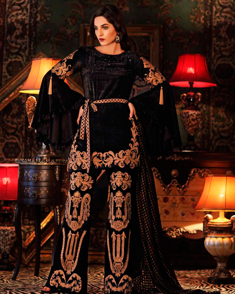 792c3aa49 So hold on to your breaths and skip straight to the Winter Velvet Dresses  Designs Latest Trends Collection of the year.