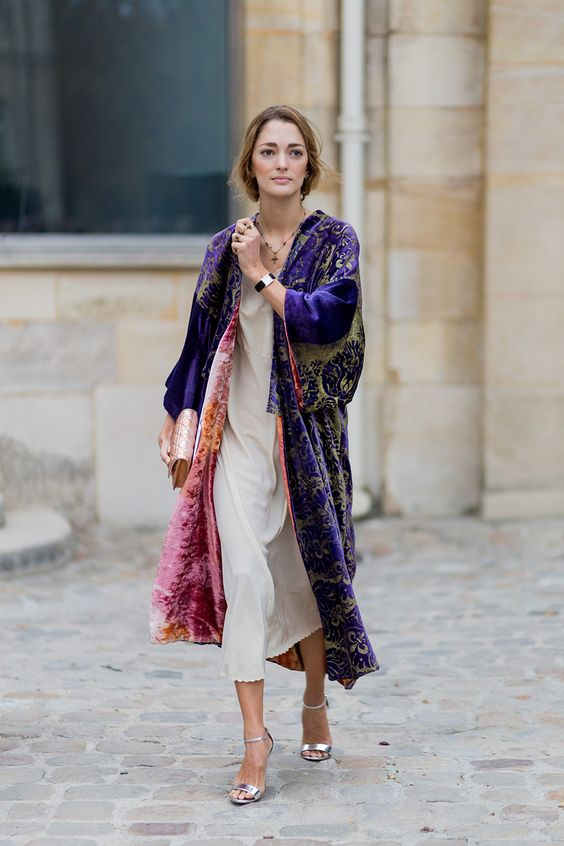 Velvet Top 10 Main Winter Fashion Trends Outfit Styles 2018 2019 3
