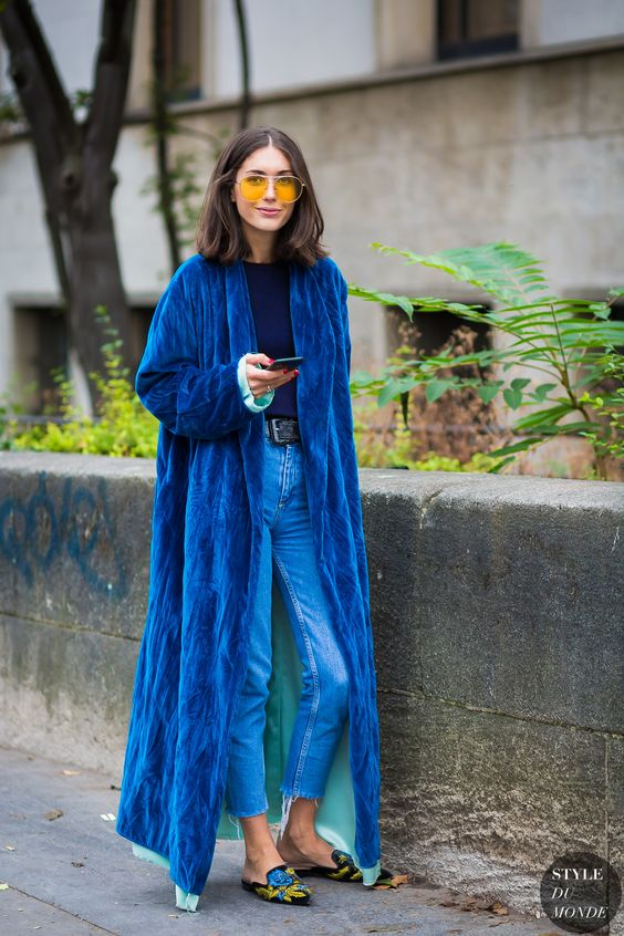 Velvet Top 10 Main Winter Fashion Trends Outfit Styles 2018 2019 4