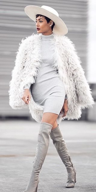Top 10 Main Winter Fashion Trends Outfit Styles 2019-20