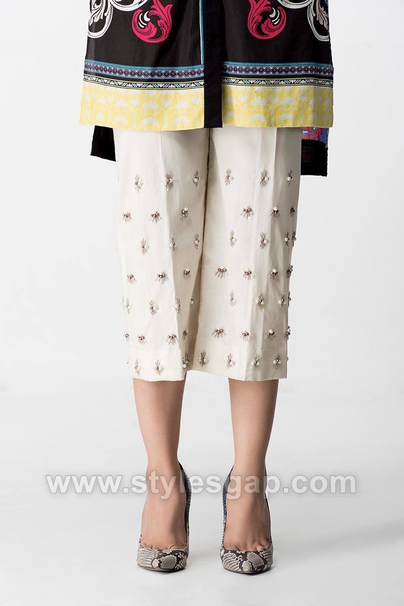 Capri Pants: How to Wear Them