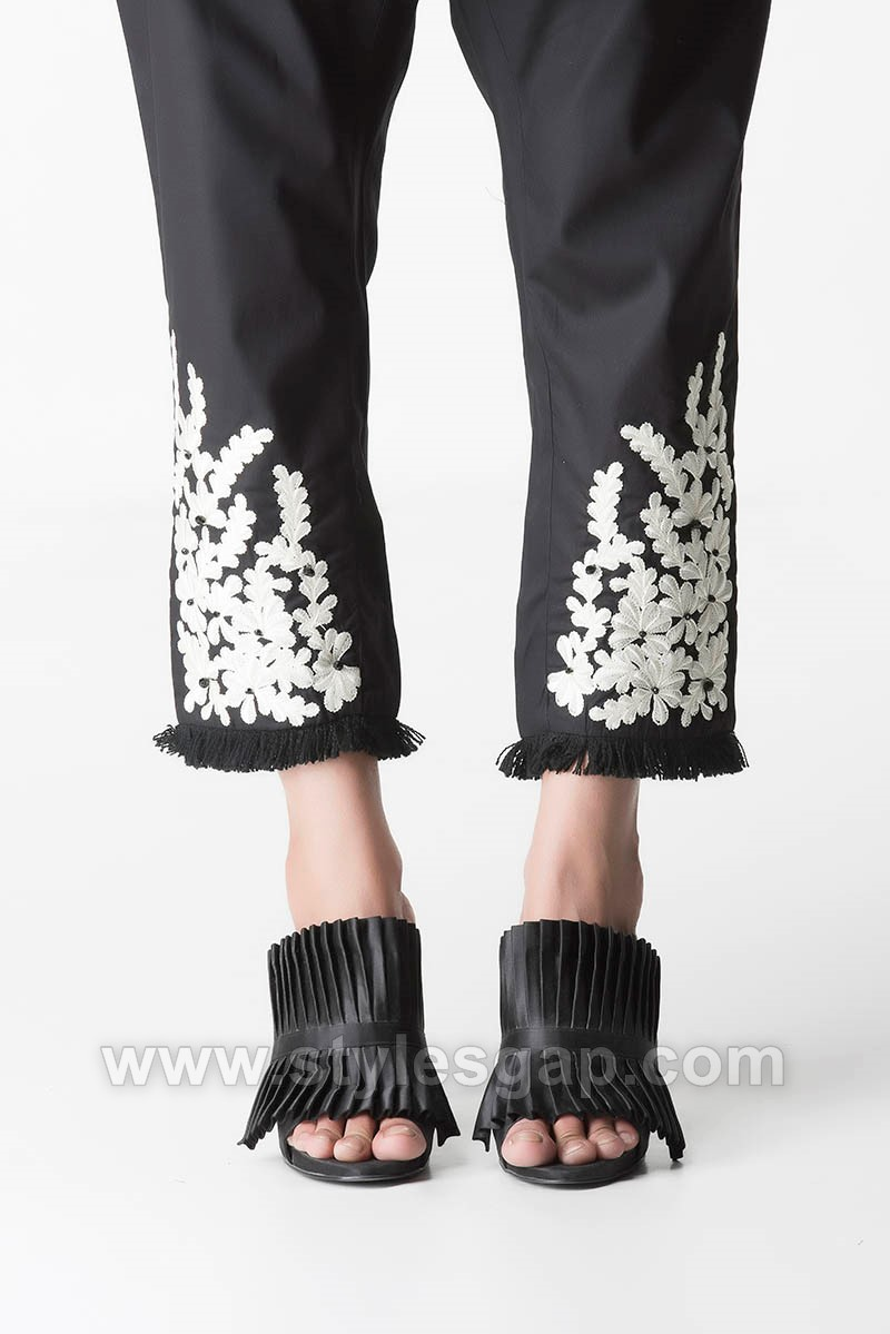 9be80d999d This is the most popular fashion in Asian countries like Pakistan, India  and Bangladesh. Where women pair frock, shirts, tops with embroidered  trousers.