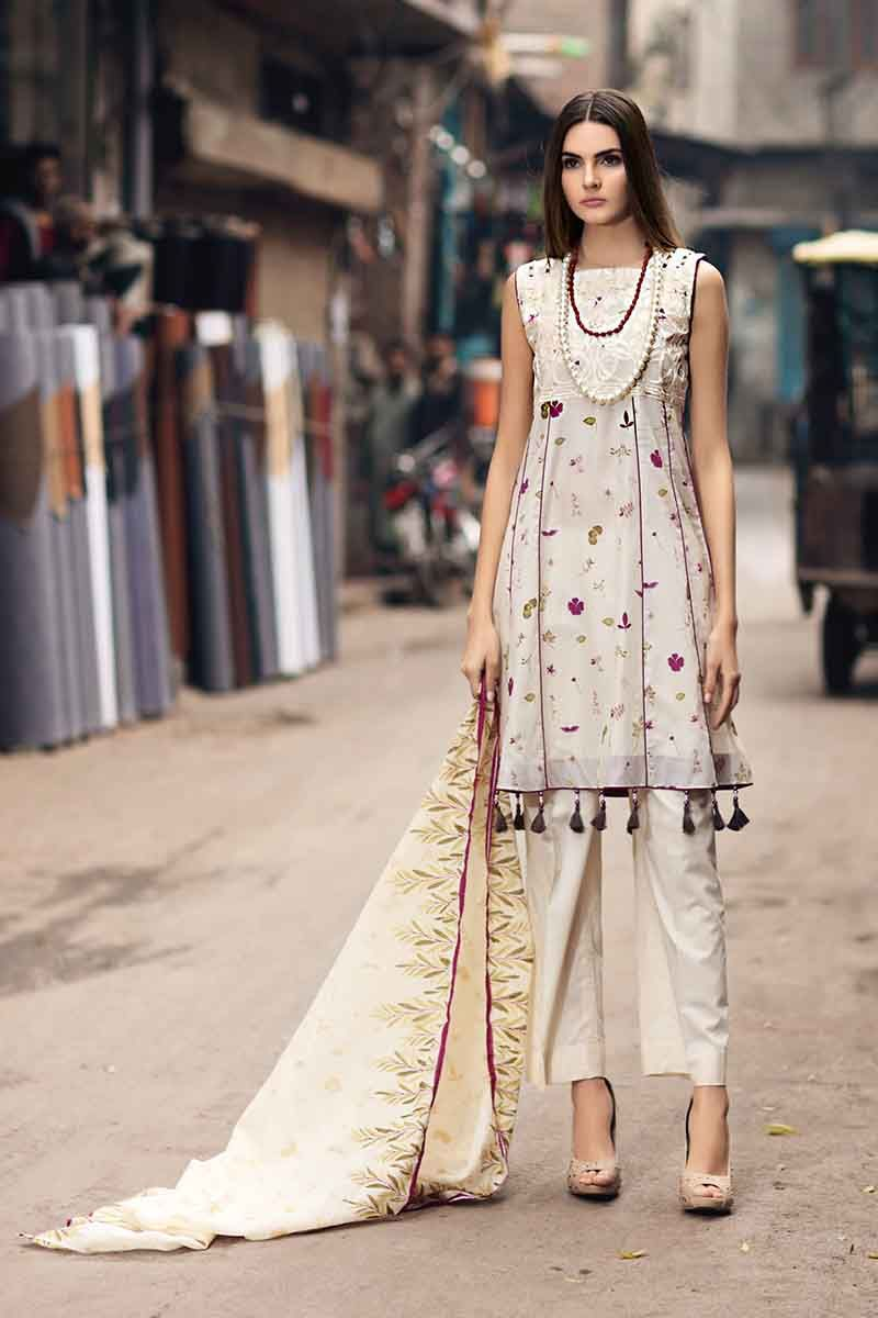 Gul Ahmed Printed Summer Lawn Dresses Collection 2019 2020