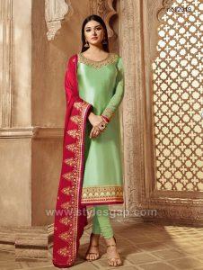 Latest Indian Churidar Suits