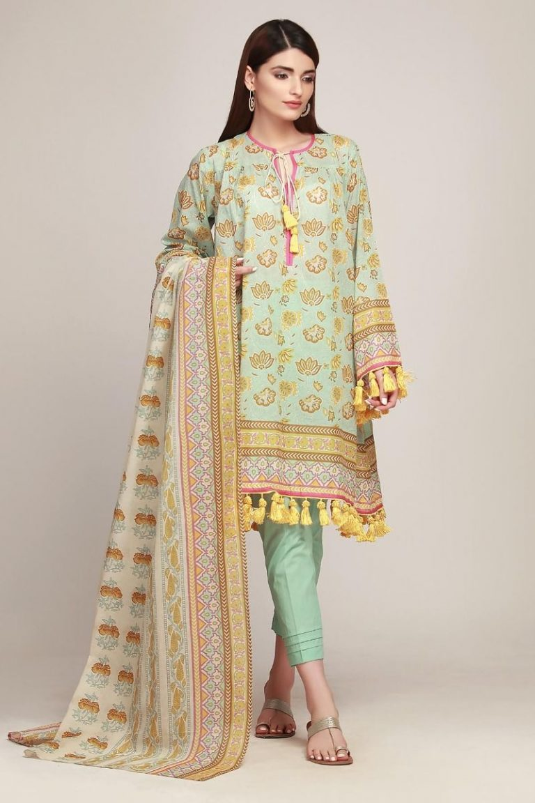 Khaadi Latest Summer Lawn Dresses Designs Collection 2019 ...