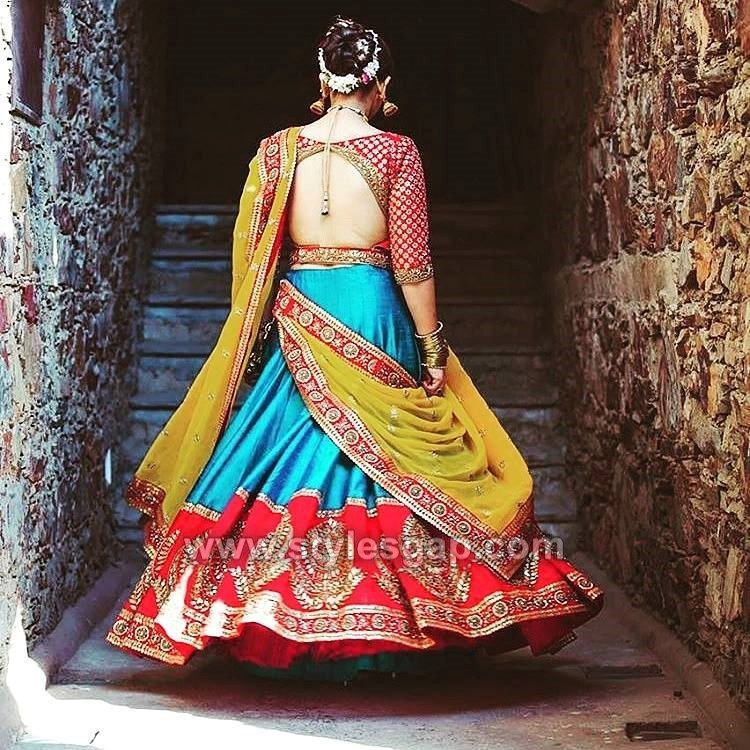 Latest Indian Bridal Dressing Trends 2018-19 Makeup