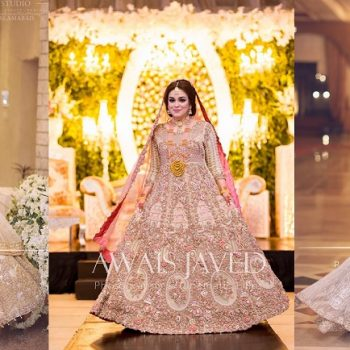 Latest Walima Dresses Designs & Trends Collection 2021