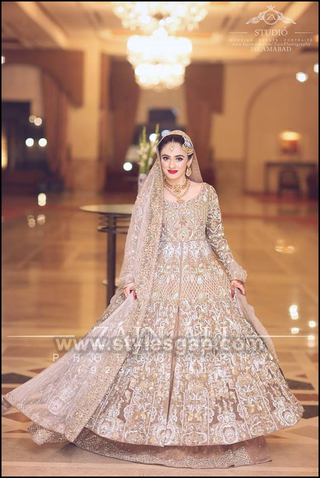 Latest Walima Dresses Designs \u0026 Trends Collection 2019,2020