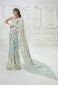 latest Indian Sarees Manish Mahlotra designer sarees