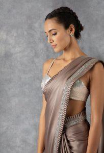 Indian Manish Malhotra Latest Designer Saree Collection