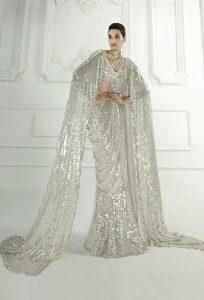 Manish Malhotra Latest Designer Saree Collection