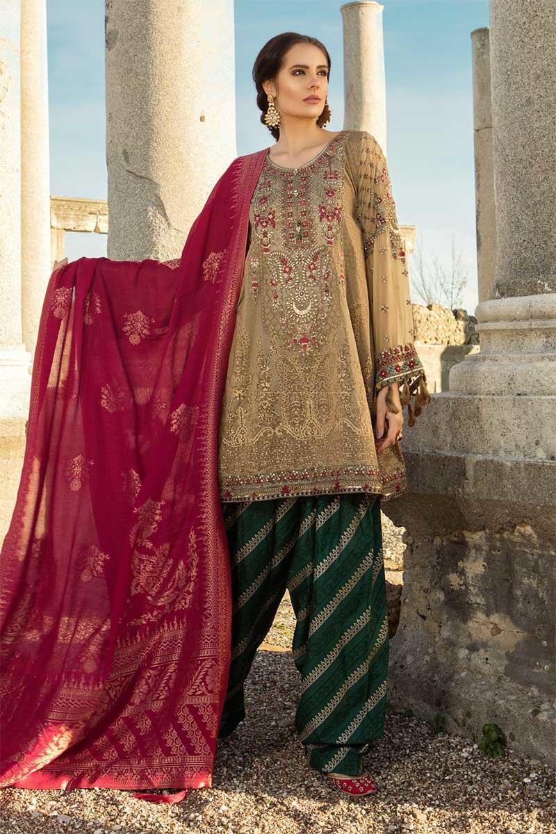 Maria B Lawn Collection 2019 Best Pakistani Designer Summer