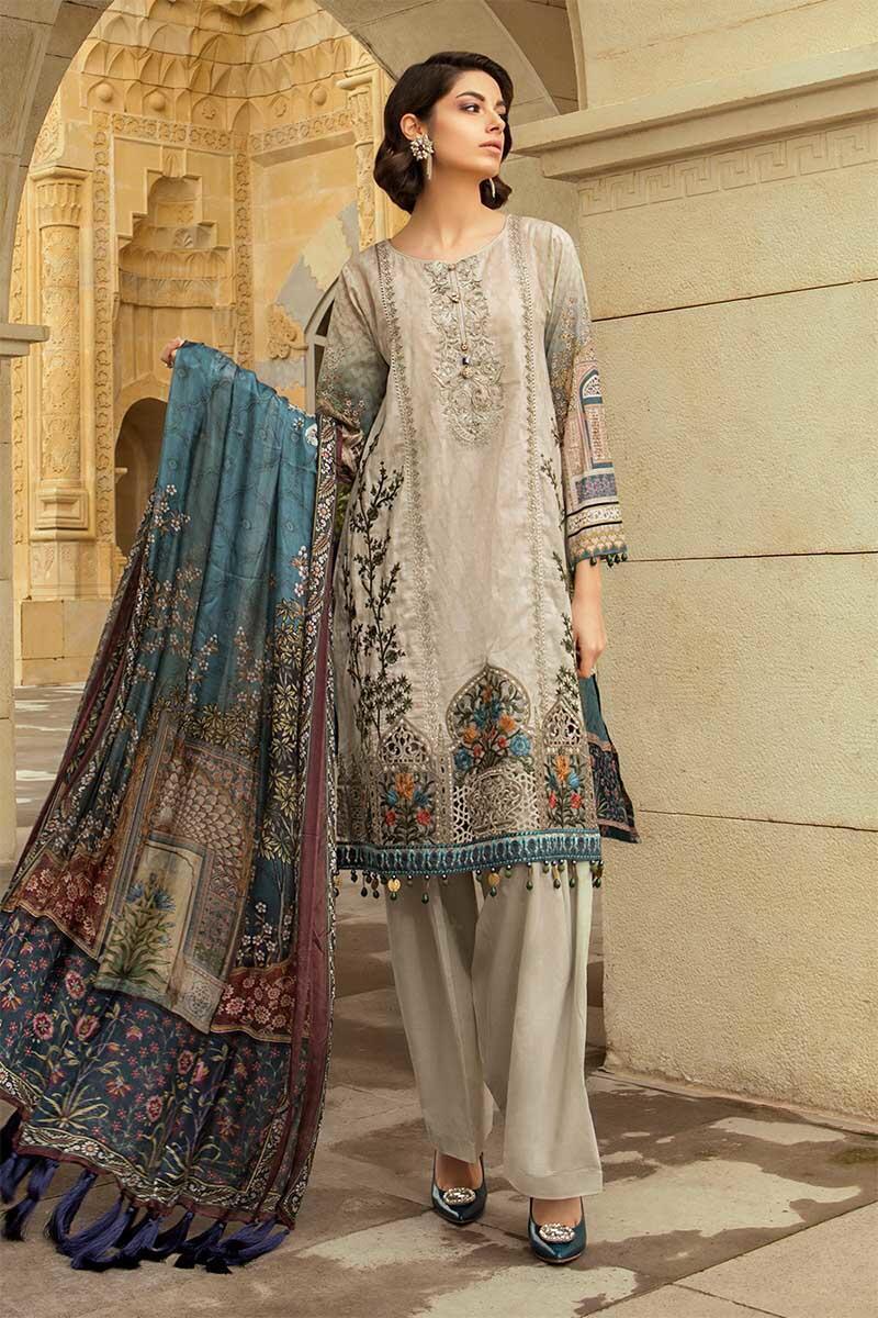 Maria B Lawn Collection 2019 Best Pakistani Designer