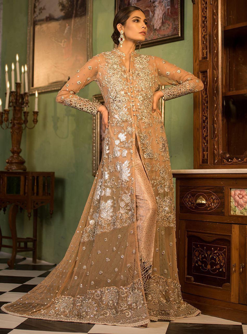 Zainab Chottani Luxury Pret Formal Dresses 2019 2020