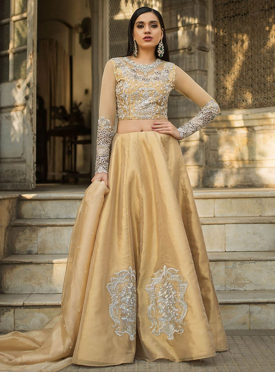 Zainab Chottani Luxury Pret Formal Dresses 2019-2020