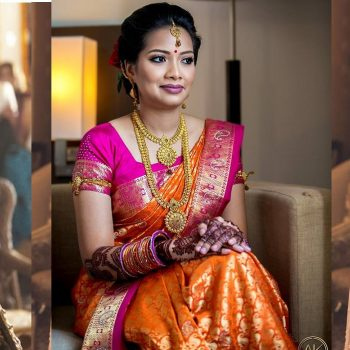 Different Cultures Indian Traditional Bridal Dresses Trends 2019-2020
