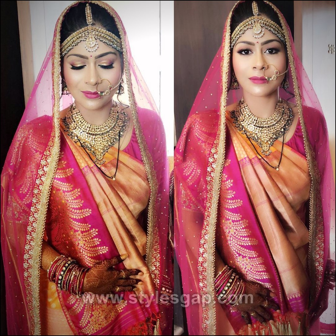 Different Cultures Indian Traditional Bridal Dresses Trends 2018 ...