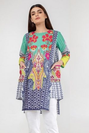 Khaadi Stylish Summer Kurtas & Dresses Pret Spring Collection 2019-2020