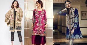 Latest Ladies Medium Shirts Designs & Styles Collection 2018
