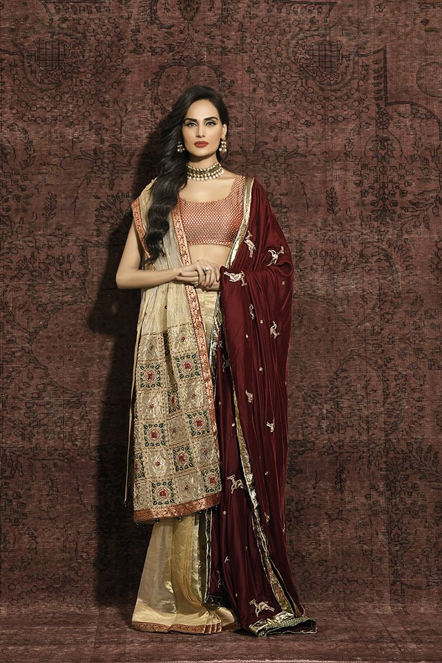 6bd5f2f65e Silk By Fawad Khan Latest Bridal Pret Casual Collections 2018-19 ...