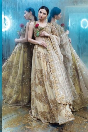 Silk By Fawad Khan Latest Bridal Pret Casual Collections 2018-19