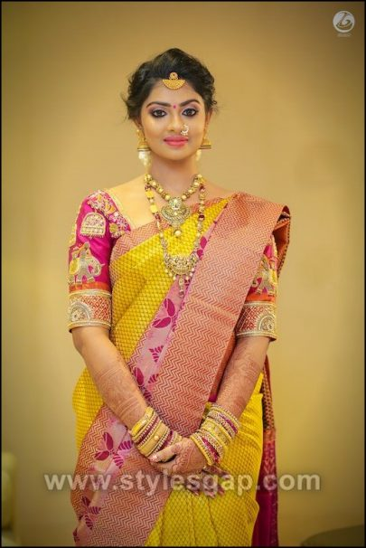 Different Cultures Indian Traditional Bridal Dresses