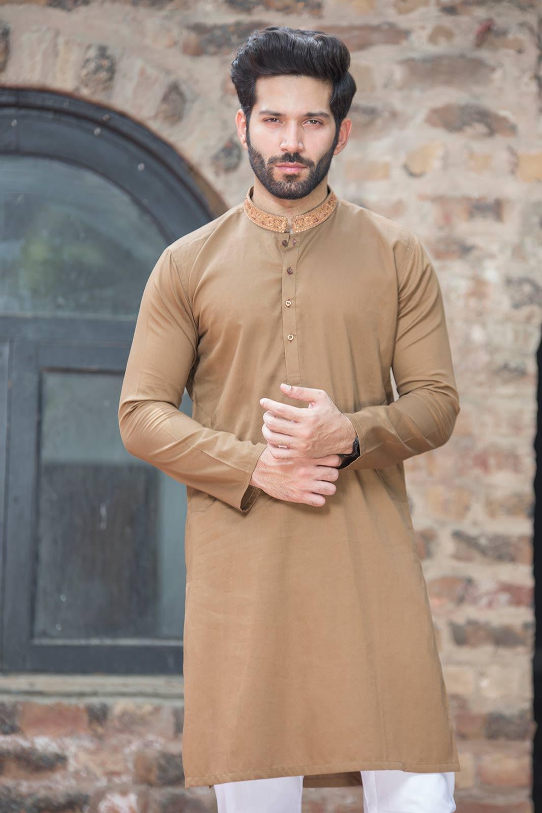 Latest Men Summer Kurta Shalwar Designs 2020 2021 Collection