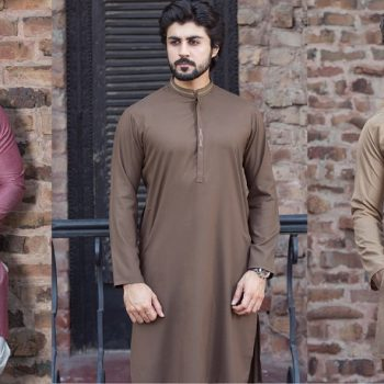 Latest Men Summer Kurta Shalwar Designs 2020-2021 Collection