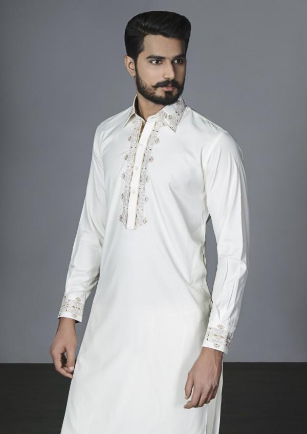 3235b1a1f8f Latest Men Summer Kurta Shalwar Designs Collection 2019-2020