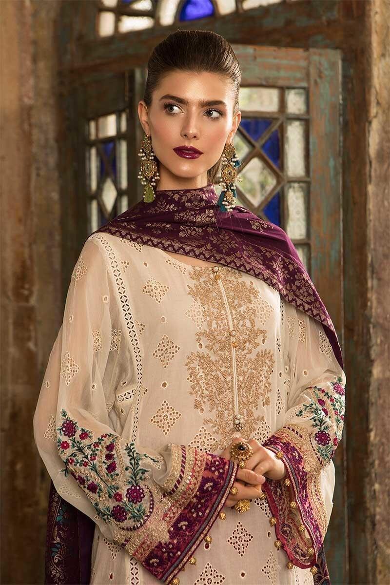 Latest Pakistani Bridal Dresses 2018 By Sohaib Designer Latest Maria B Eid Lawn Dresses Designs Collection 2019 2020