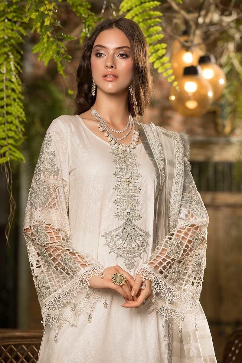 latest maria b eid lawn dresses designs collection 20192020