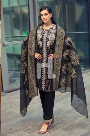 Nishat Linen Latest Eid Luxury Suits Collection 2019-2020