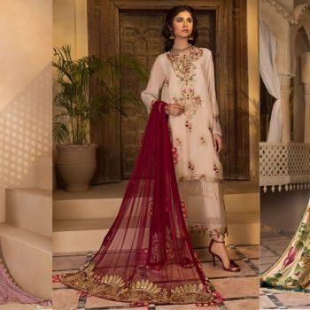 Sapphire Latest Eid Lawn Collection 2020- Luxury Prints & Designs