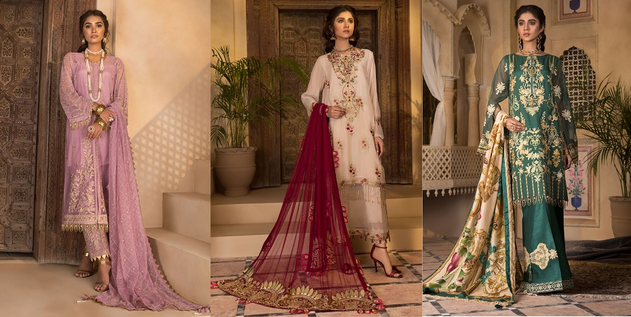 Sapphire Latest Eid Lawn Collection 2019- Luxury Prints & Designs