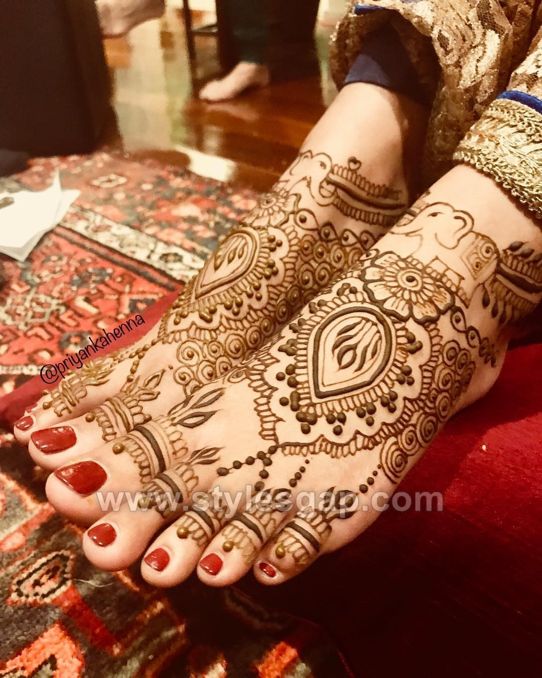 Bridal Designs: 27 Beautiful Latest Bridal Mehndi Designs Collection 2020-2021