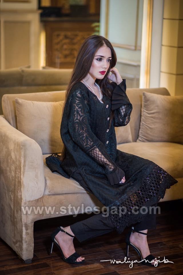556d01e2743 Top 15 Must Follow Best Eid Dressing   Styling Trends 2019-20 Fashion