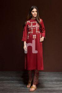 Nishat Linen Winter Dresses Collection