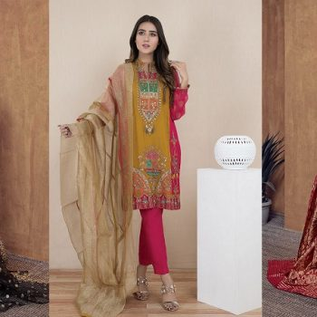 Pakistani Fashion Latest Women Best Winter Dresses 2021 Designs